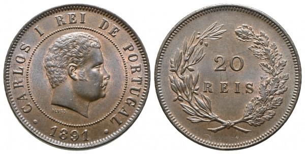 Portugal - Karl I. 1889-1908