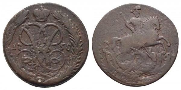 Russland - Elisabeth I. 1741-1761