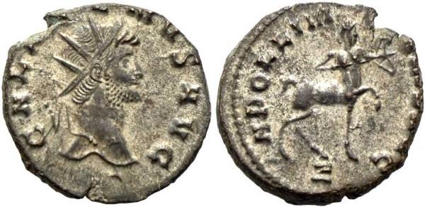 Antike-Münze-Rom-Galleinus-Antoninian-RIC163-VIA10997