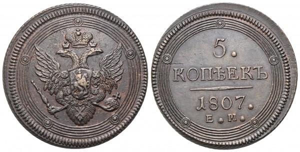 Russland – Alexander I. 1801-1825