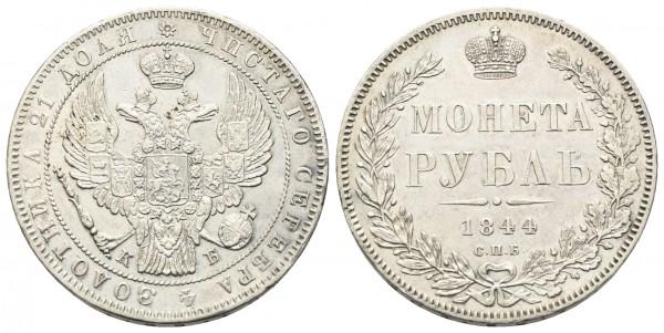 Russland - Nikolaus I. 1825-1855