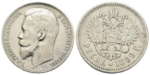 Russland - Nikolaus II. 1894-1917