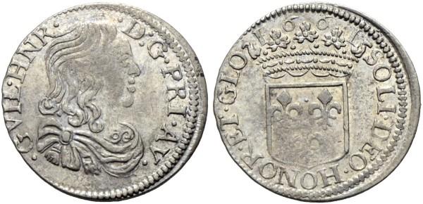 Münze-Frankreich-Orange-Luigino-VIA11067