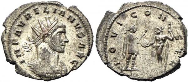 Antike-Münze-Rom-Aurelianus-Antoninian-RIC260-VIA11001