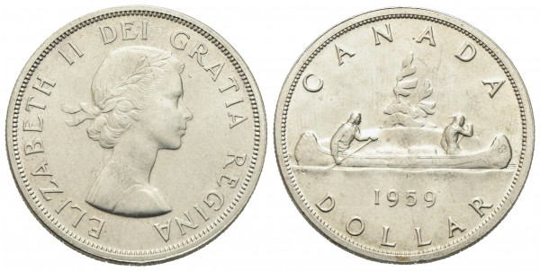 Kanada - Elisabeth II. seit 1952