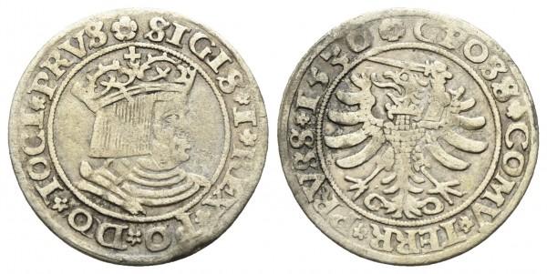 Polen – Westpreußen - Sigismund I. – für Westpreußen