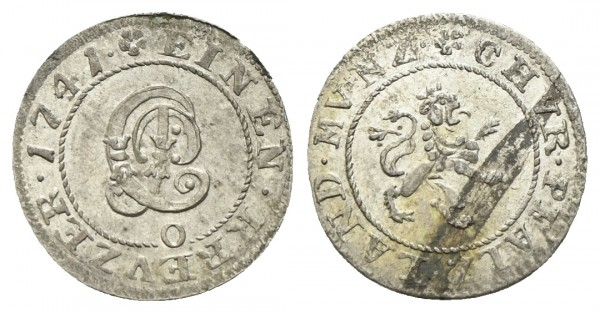 Deutschland - Pfalz - Karl Philipp 1716-1742