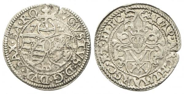 Deutschland - Sachsen - August 1553-1586