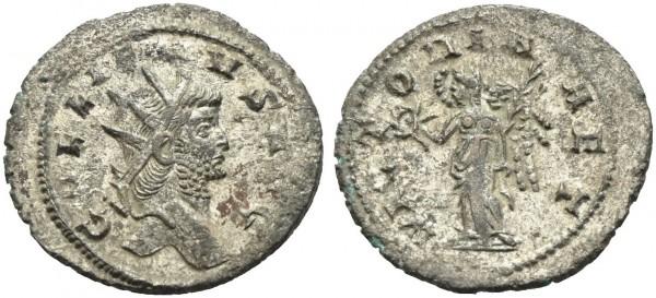 Römisch-Münze-Antike-Gallienus-VIA10915