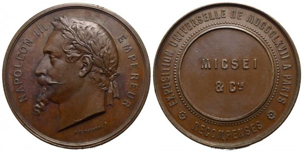 Medaille-Frankreich-Napoleon-III-VIA10486
