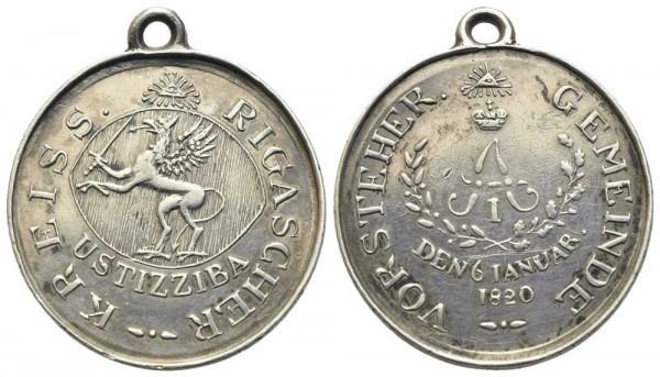 Medaille-Lettland-Riga-Alexander-I-VIA10568