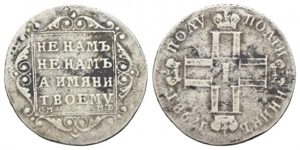 Russland - Paul I. 1796-1801