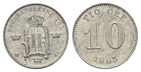 Schweden - Oskar II. 1872-1907