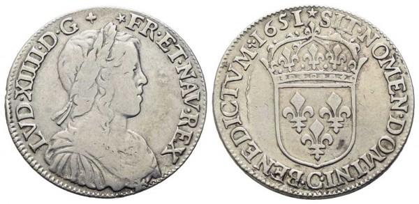 Weltmünze-Frankreich-Ludwig-XIV-VIA10570