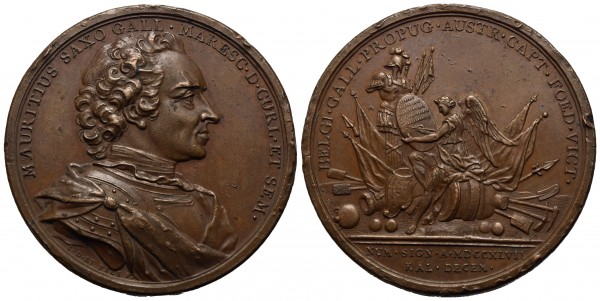 Deutschland - Sachsen - Medaille