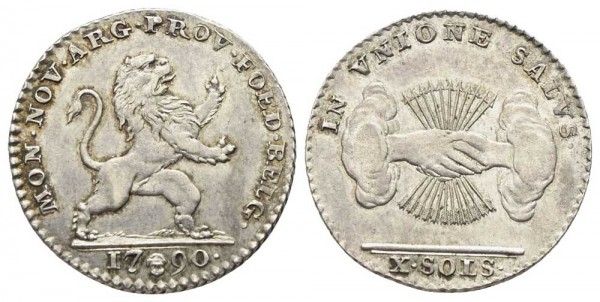 Münze-Belgien-Revolution-Insurektion-VIA10711