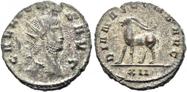 Antike-Münze-Rom-Gallienus-Antoninian-RIC-181-VIA10995