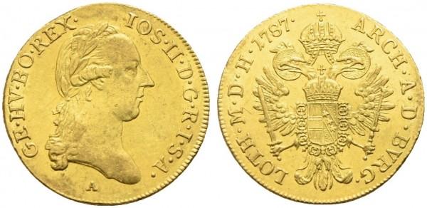Goldmünze-Römisch-Deutsches-Reich-RDR-Josef-II-VIA10899