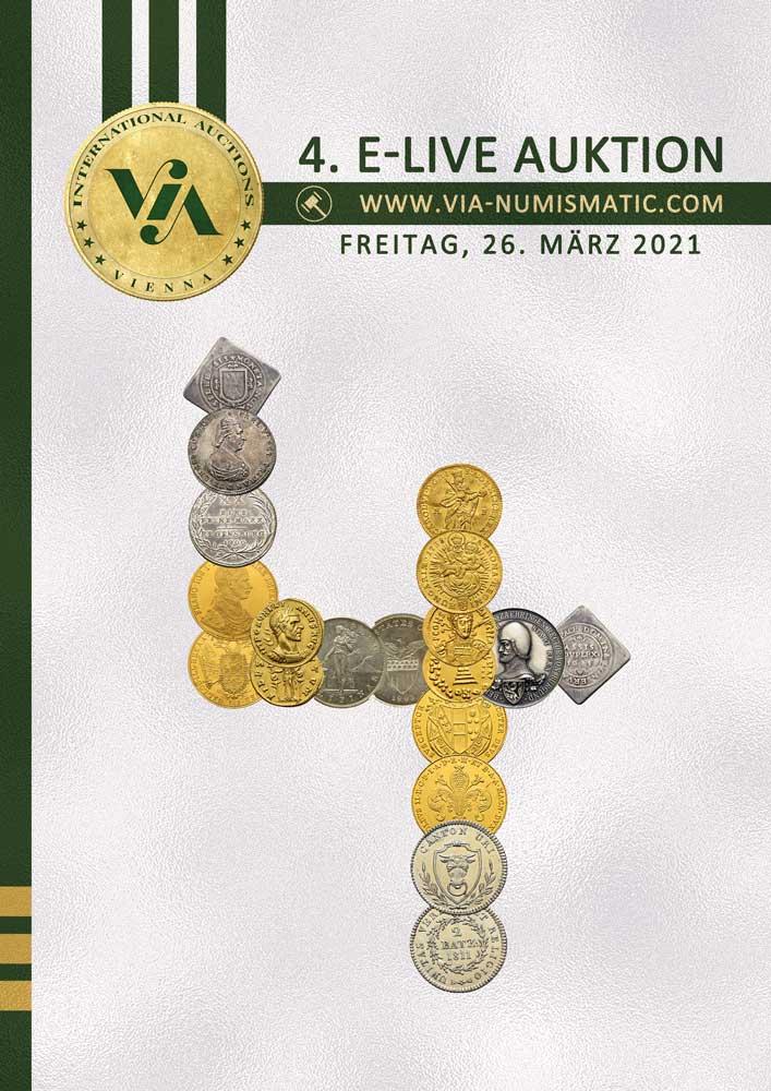 4. e-Live Auction Cover