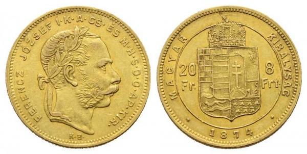 Goldmünze-Österreich-Franz-Joseph-20Fr-8Frt-VIA11018