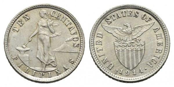 Münze-Philippinen-10-Centavos-VIA10956