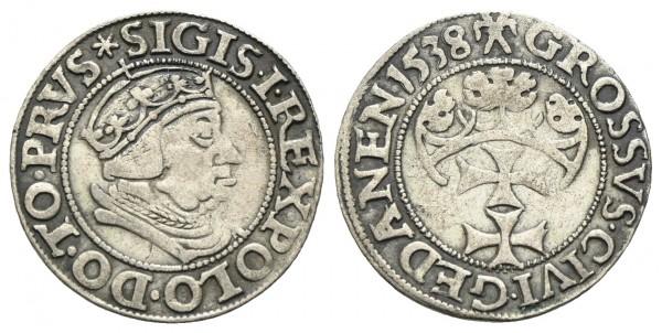 Polen-Danzig - Sigismund I. 1506-1548