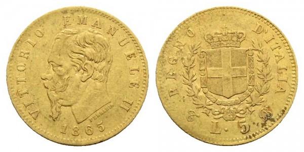Goldmünze-Italien-Vittorio-Emanuele-II-VIA10632