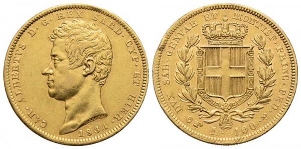 Goldmünze-Sardinien-Karl-Albert-VIA10641