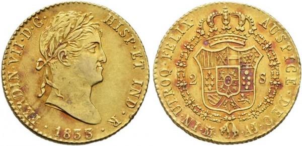 Goldmünze-Spanien-Ferdinand-VII-VIA10723
