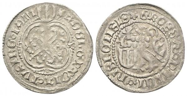 Deutschland - Sachsen - Friedrich II. 1428-1464