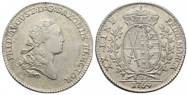 Deutschland - Sachsen - Friedrich August III./I. 1763-1806-1827