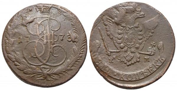 Russland - Katharina II. 1762-1796