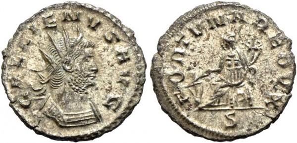 Antike-Münze-Rom-Gallienus-Antoninian-RIC-484-VIA10993