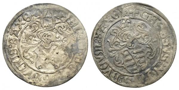 Deutschland - Sachsen - Friedrich III., Johann und Georg 1507-1525