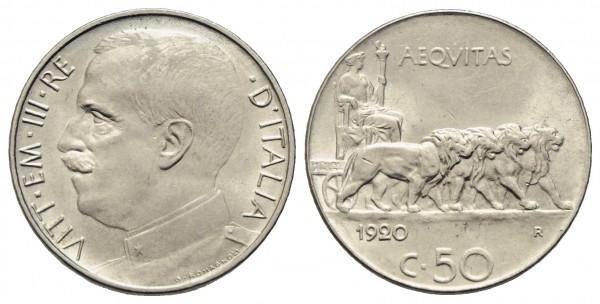 Italien - Vittorio Emanuele III. 1900-1946