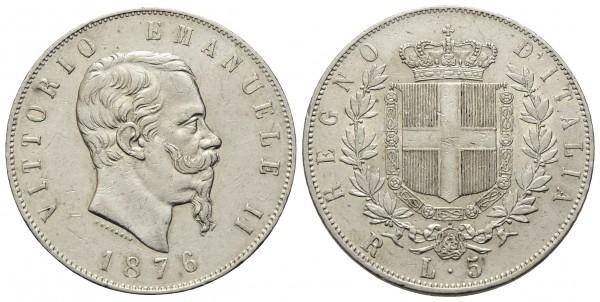 Italien - Vittorio Emanuele II.