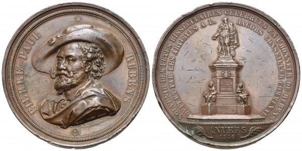 Belgien - Anvers - Medaille