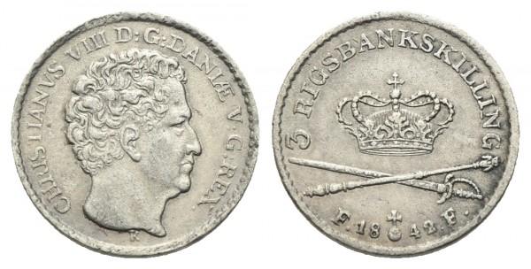 Dänemark - Christian VIII. 1839-1848