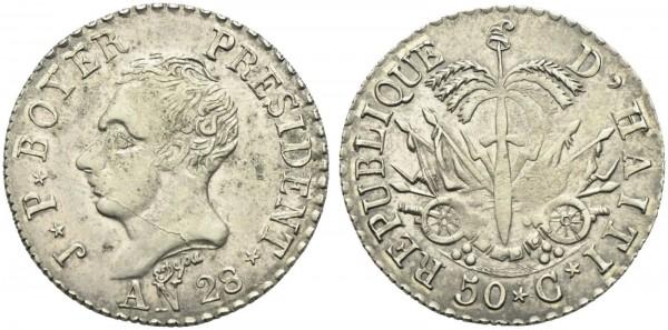 Münze-Haiti-VIA10891