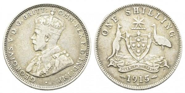 Australien - Georg V. 1910-1936