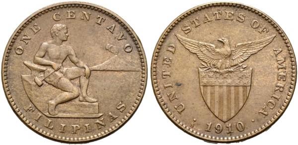 Münze-Philippinen-USA-Centavo-VIA11103