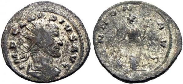 Antike-Münze-Rom-Claudius-II-Gothicus-Antoninian-RIC19-VIA10998