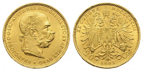 Goldmünze-Österreich-Franz-Joseph-20-Kronen-VIA11012