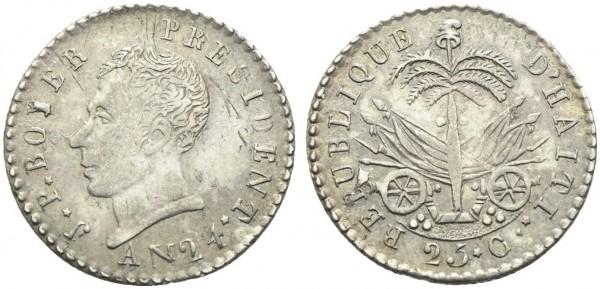 Münze-Haiti-VIA10892