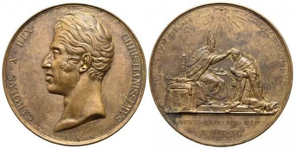 Medaille-Frankreich-Karl-X-VIA10472