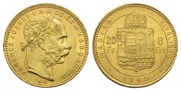 Goldmünze-Österreich-Franz-Joseph-20Fr-8Frt-VIA11019