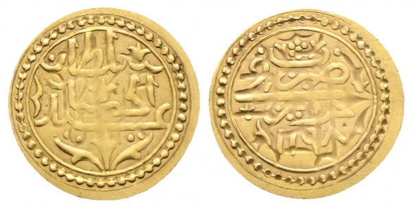 Algerien - Abdul Hamid I. 1187-1203 AH