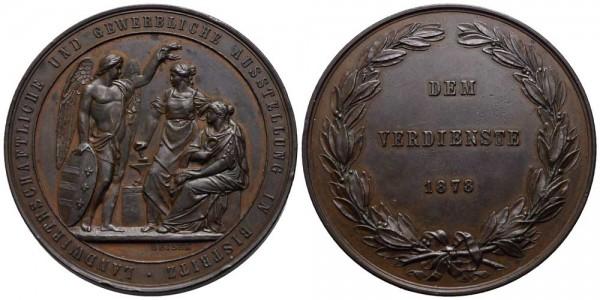 Medaille-Siebenbürgen-Bistritz-VIA10488