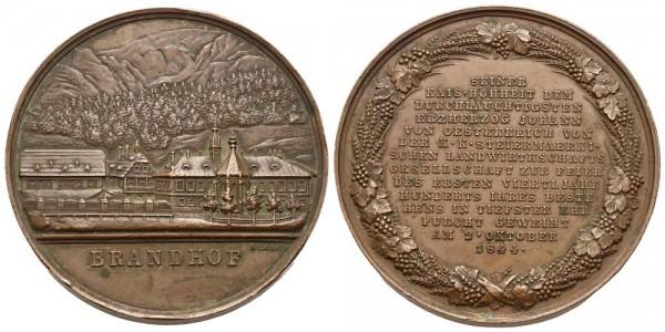 Medaille-RDR-Erzherzog-Johann