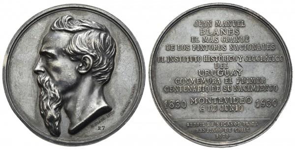 Uruguay - Medaille